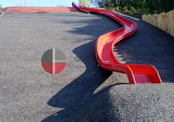 Playground surfaces 9