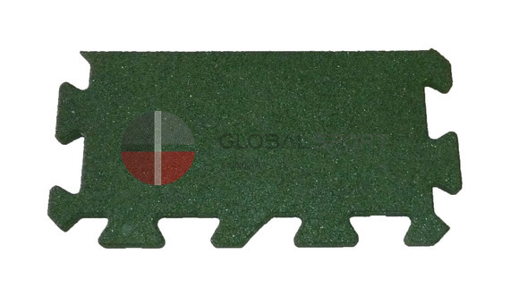 Rubber sport surface in rolls and puzzle tiles 19