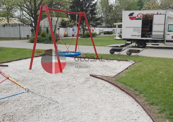 Playground surfaces 1