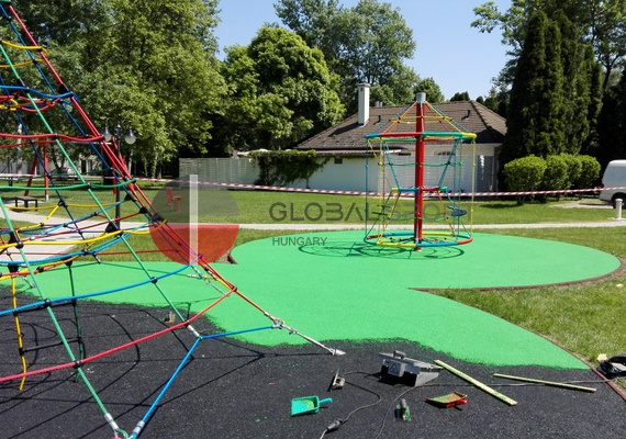 Playground surfaces 3