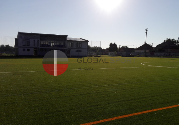 Multifunctioinal arfiticial grass pitches for schools