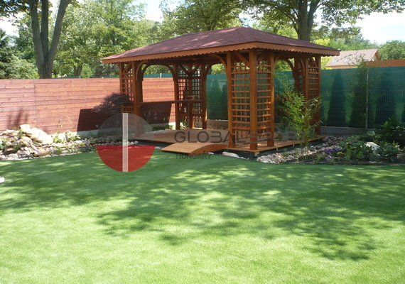 Landscaping surfaces