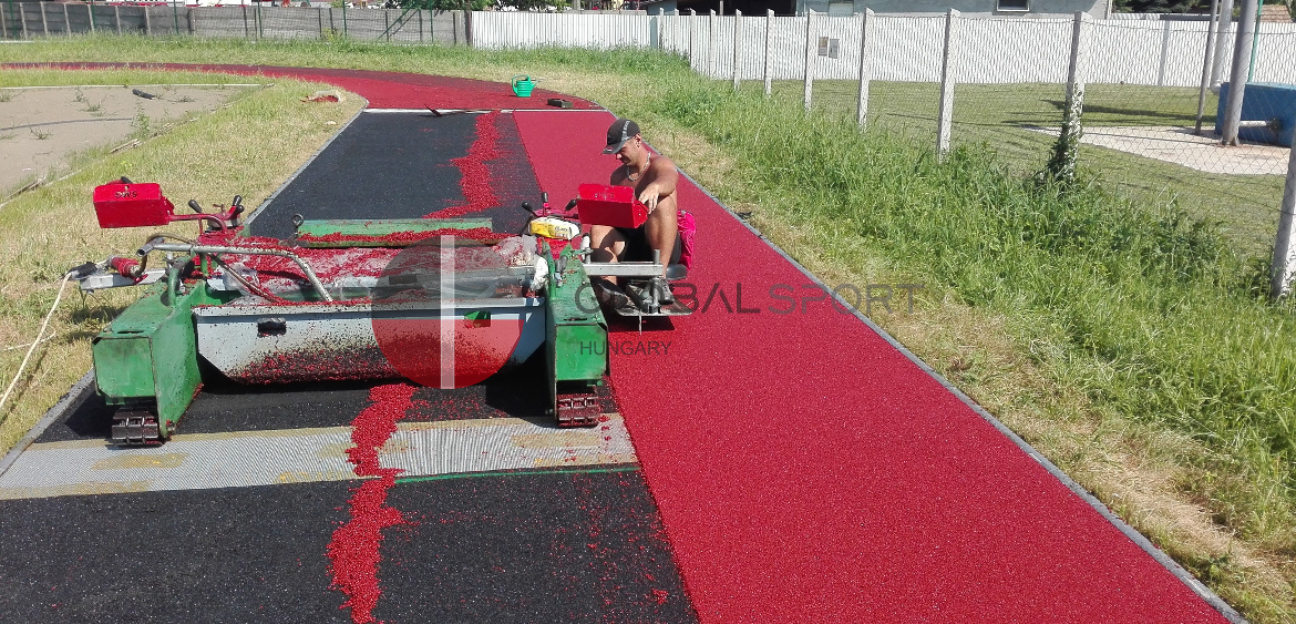 Outdoor sport surfaces
