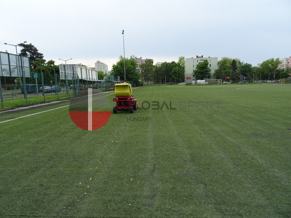 Pitch maintenance 1