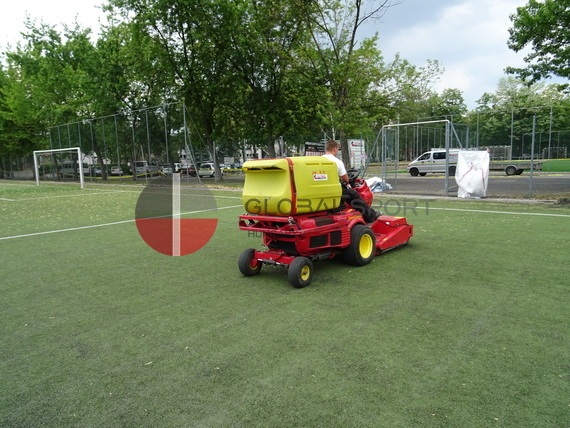 Pitch maintenance 3