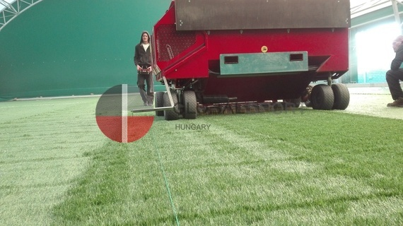 Pitch maintenance 4